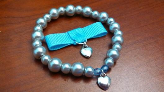 Bracelet and Ribbon