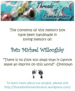 """""""In Memory Of"""" Card"""